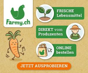 Beim Farmy Lebensmittel online bestellen