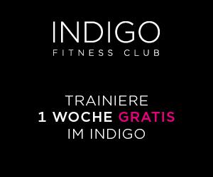 1 Woche gratis im INDIGO trainieren