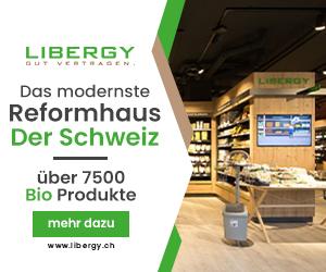 Libergy - das modernste Reformhaus der Schweiz