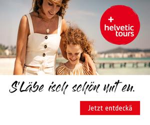 Bei Helvetic Tours Badeferien online buchen