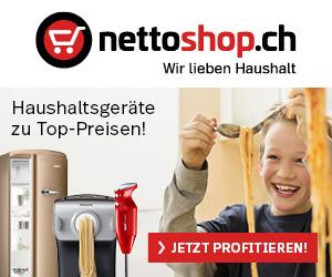 Bei nettoshop.ch Elektronik online kaufen